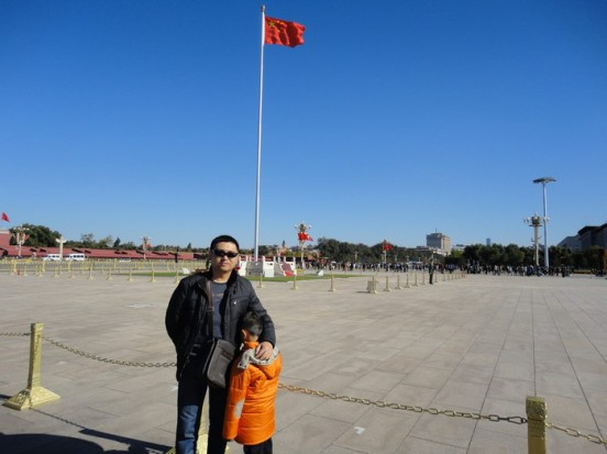 Excellent Beijing tour, Royal Park 10 days off the hook.